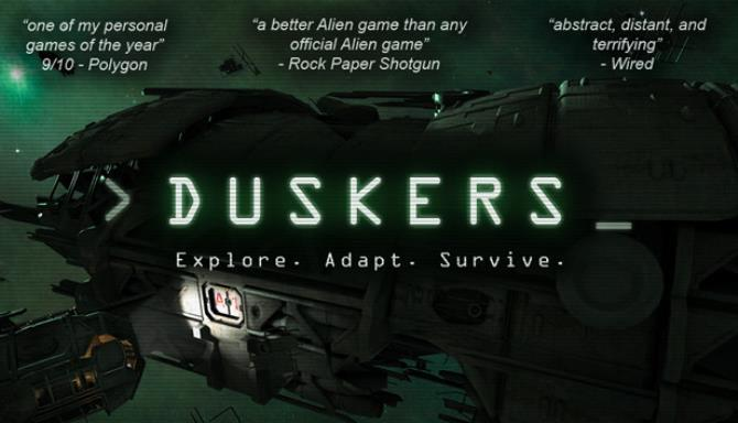 Duskers iOS/APK Version Full Game Free Download