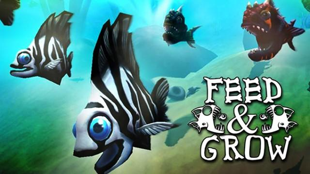 Feed and Grow Fish free full pc game for download