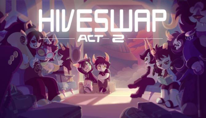 HIVESWAP: ACT 2 iOS/APK Full Version Free Download