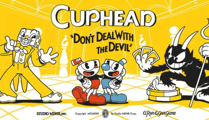 Cuphead PC Game Latest Version Free Download