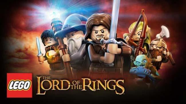 LEGO The Lord of the Rings PC Full Version Free Download