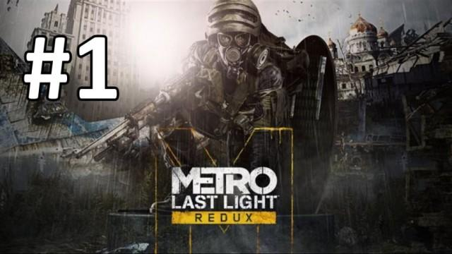 Metro: Last Light Redux Android/iOS Mobile Version Full Game Free Download