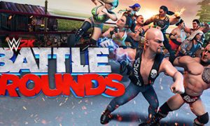 WWE 2K Battlegrounds PC Latest Version Free Download