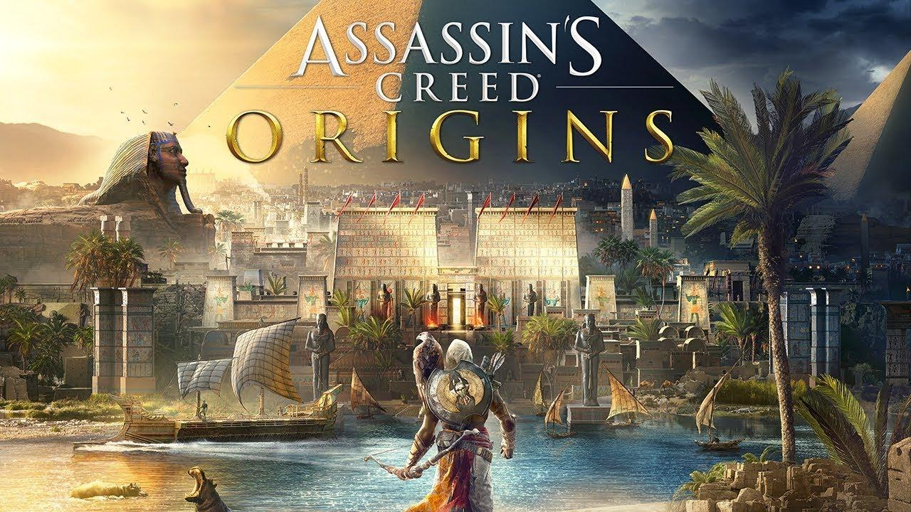 Assassin's Creed Origins Game Full Version Free Download