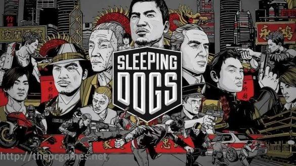 Sleeping Dogs PC Version Game Free Download