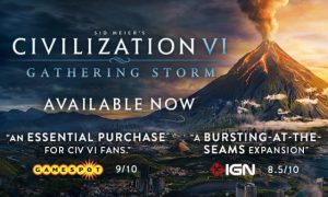 Sid Meier's Civilization VI: Gathering Storm PC Game Latest Version Free Download