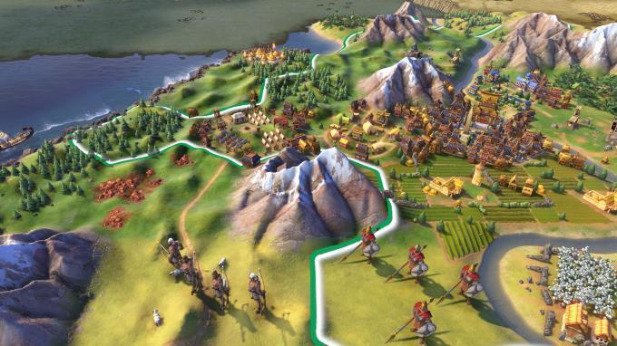 Sid Meier's Civilization VI iOS Latest Version Free Download