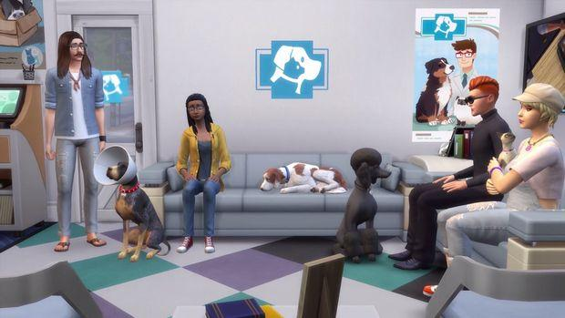 The Sims 4 Cats and Dogs PC Latest Version Free Download