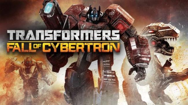 Transformers Fall of Cybertron PC Version Game Free Download