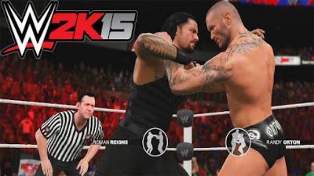 WWE 2K15 PC Full Version Free Download