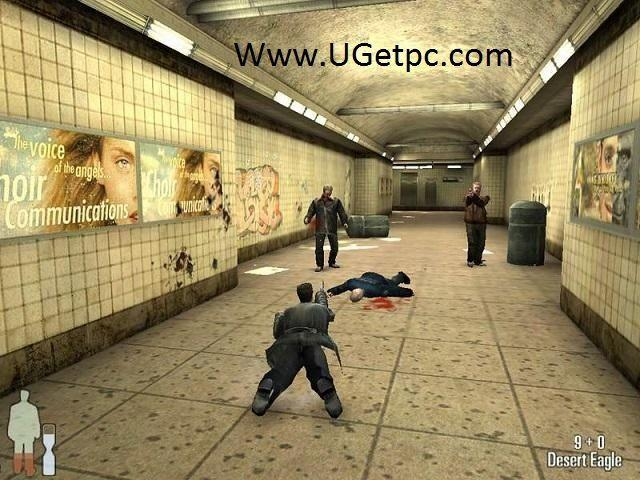 MAX PAYNE 1 PC Latest Version Game Free Download
