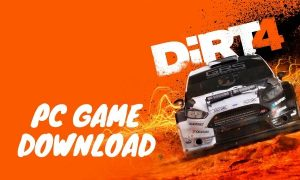 DiRT 4 PC Full Version Free Download