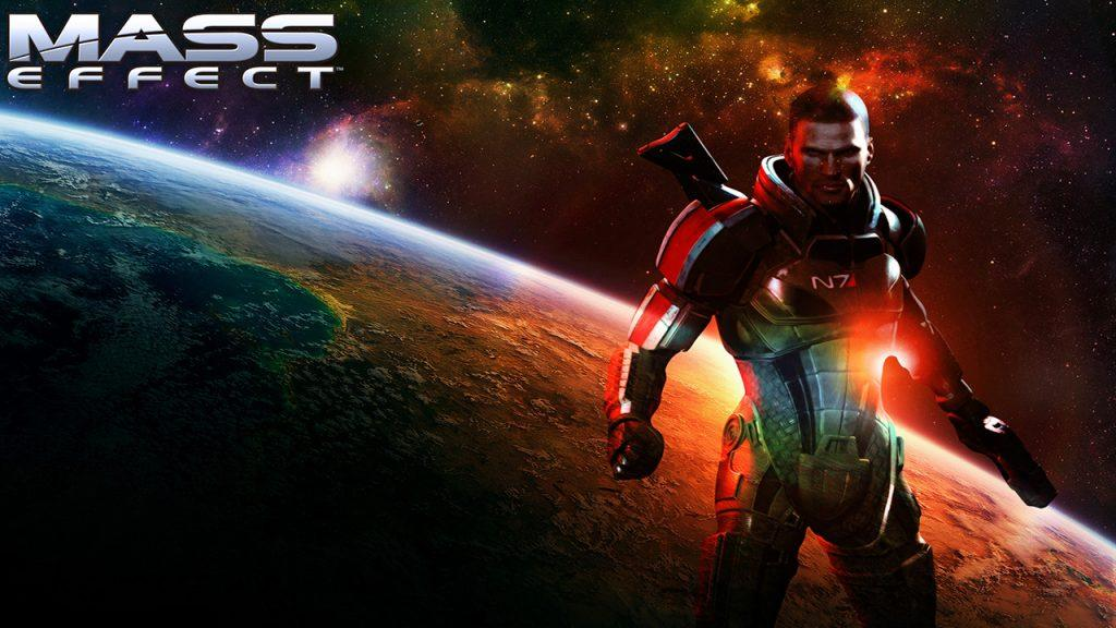 Mass Effect iOS/APK Version Full Game Free Download
