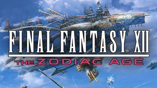 Final Fantasy XII The Zodiac Age iOS/APK Version Full Game Free Download