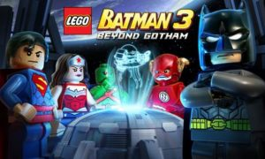 Lego Batman 3: Beyond Gotham PC Latest Version Free Download