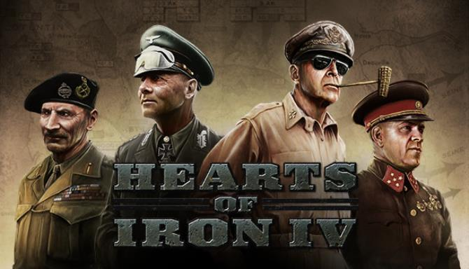 Hearts of Iron IV PC Download free full game for windows