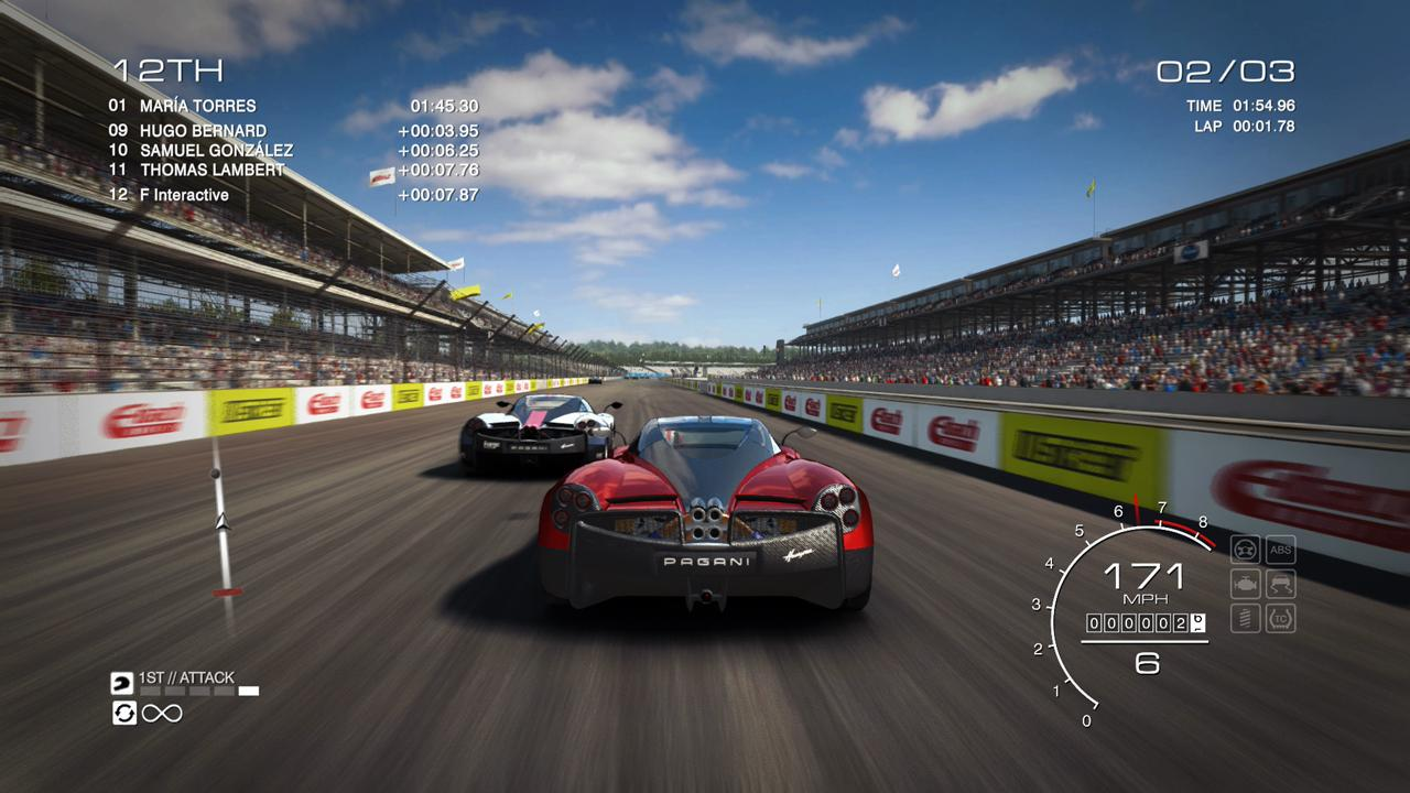 GRID Autosport PC Latest Version Game Free Download