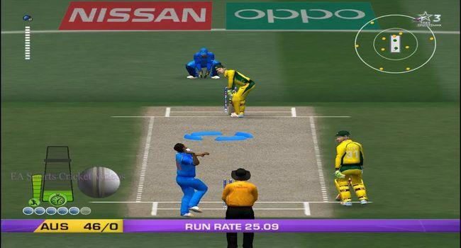 EA Sports Cricket 2017 PC Game Latest Version Free Download