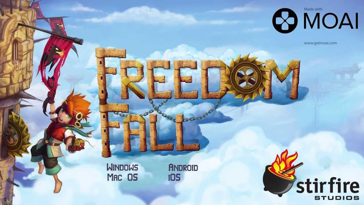 FREEDOM FALL iOS/APK Version Full Game Free Download