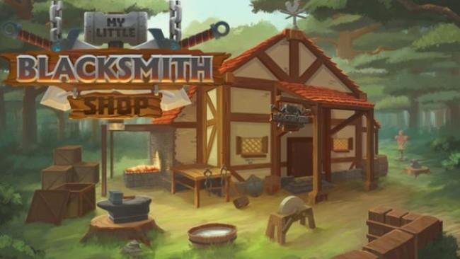 My Little Blacksmith Shop PC Latest Version Free Download
