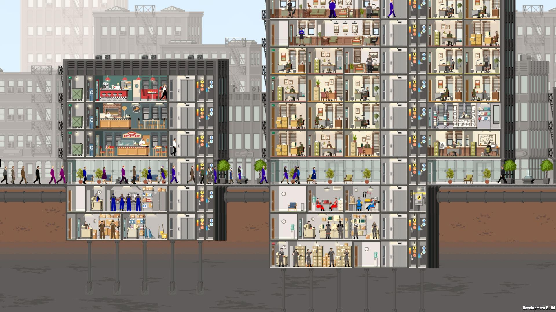 PROJECT HIGHRISE COLLECTION PC Version Game Free Download