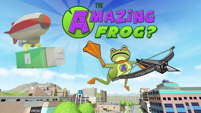 Amazing Frog? PC Version Full Game Free Download
