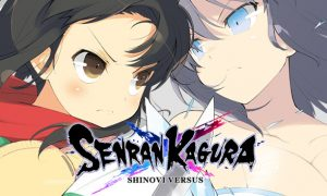 Senran Kagura Shinovi Versus PC Latest Version Free Download