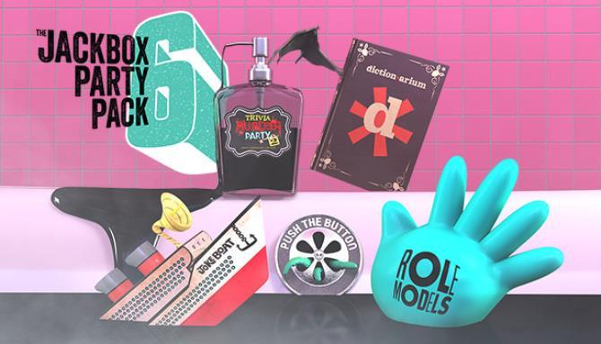The Jackbox Party Pack 6 PC Version Game Free Download