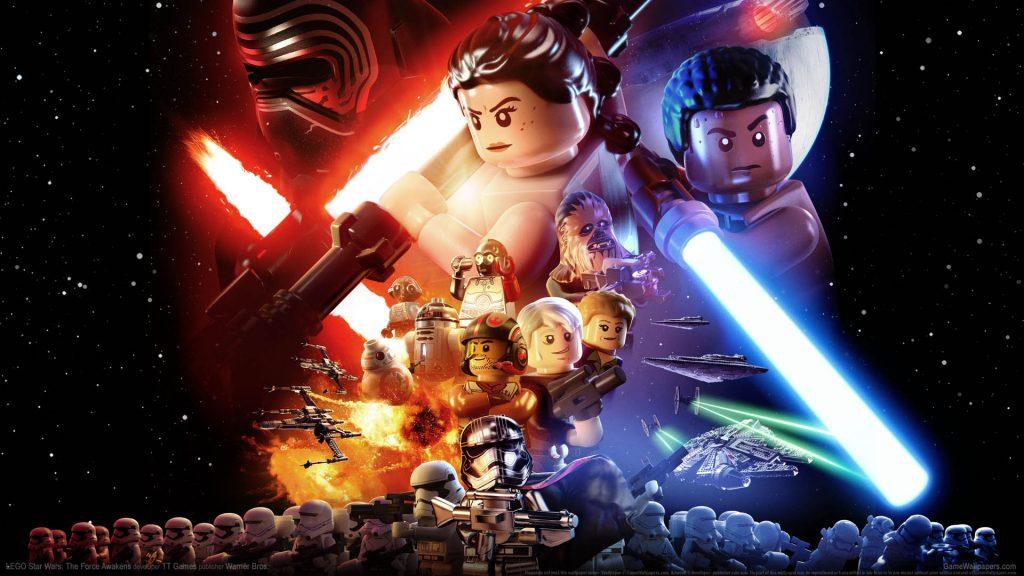 LEGO Star Wars The Force Awakens iOS/APK Version Full Game Free Download