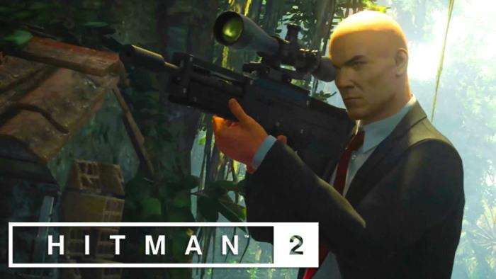 Hitman 2 Android/iOS Mobile Version Full Free Download