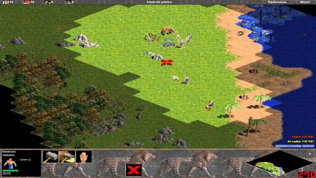 Age of Empires 1 PC Latest Version Free Download