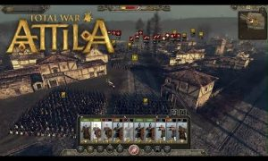 Total War: Attila iOS/APK Version Full Game Free Download