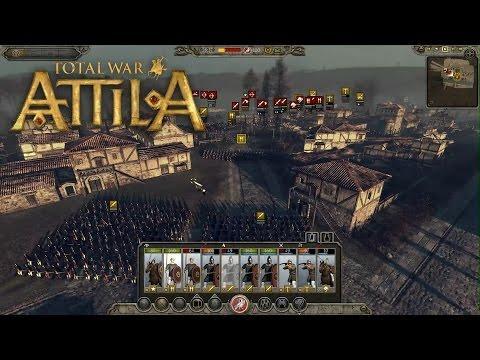 Total War: Attila iOS/APK Version Full Game Free Download