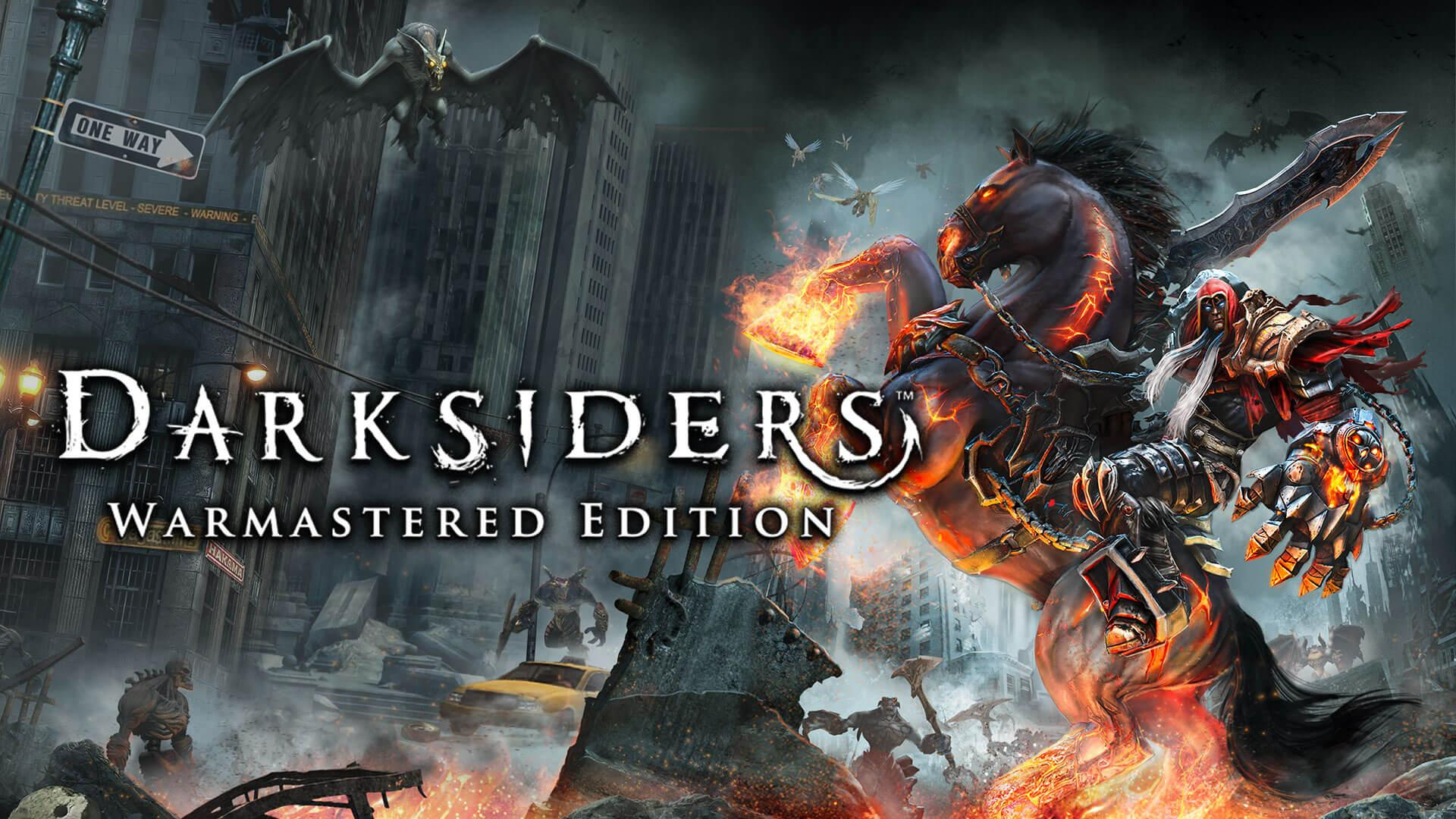 Darksiders 1 PC Latest Version Free Download