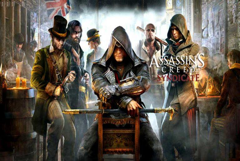 Assassin's Creed Syndicate iOS/APK Version Full Free Download