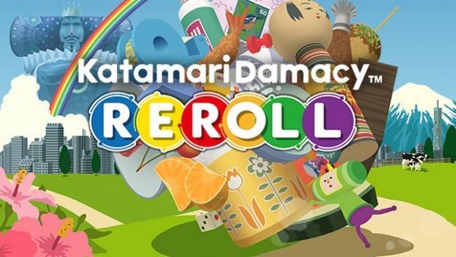 Katamari Damacy Reroll PC Version Full Free Download