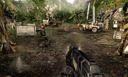 Crysis Warhead iOS/APK Full Version Free Download
