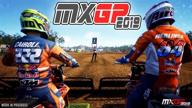MXGP 2019 PC Version Free Download