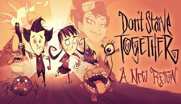 Don't Starve Together A New Reign iOS/APK Version Full Game Free Download