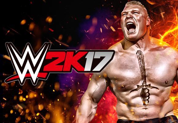 WWE 2K17 PC Version Full Free Download