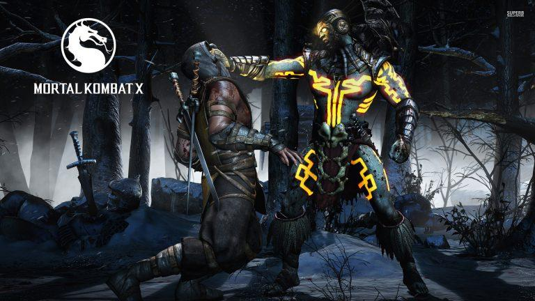 Mortal Kombat X iOS Latest Version Free Download