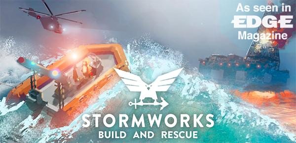 Stormworks: Build and Rescue iOS/APK Full Version Free Download