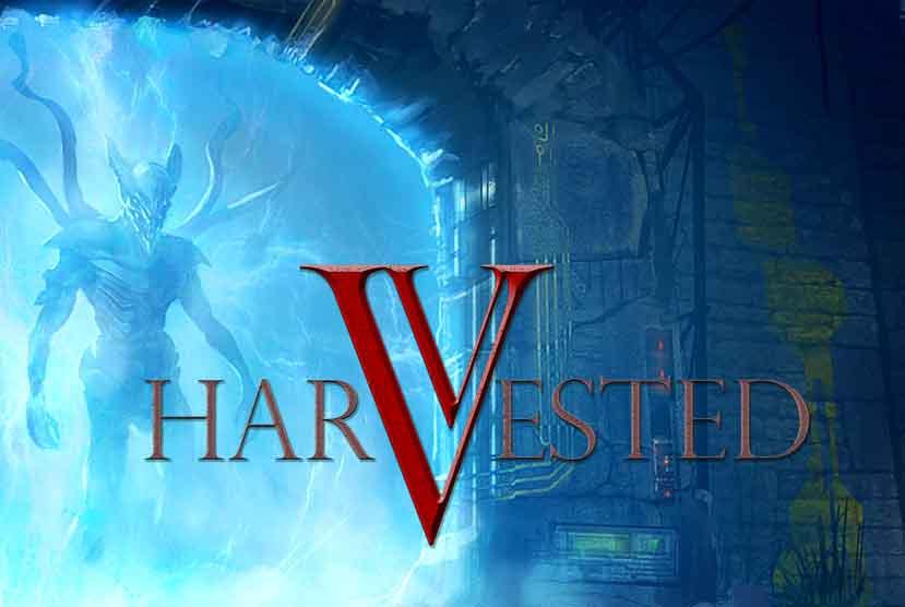 Harvested PC Version Full Free Download