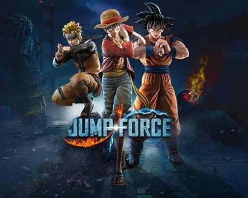 JUMP FORCE iOS/APK Full Version Free Download