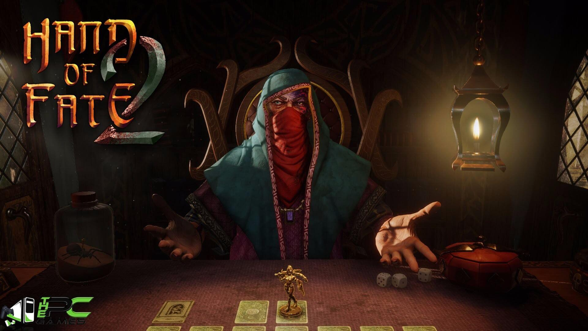 HAND OF FATE 2 PC Latest Version Free Download