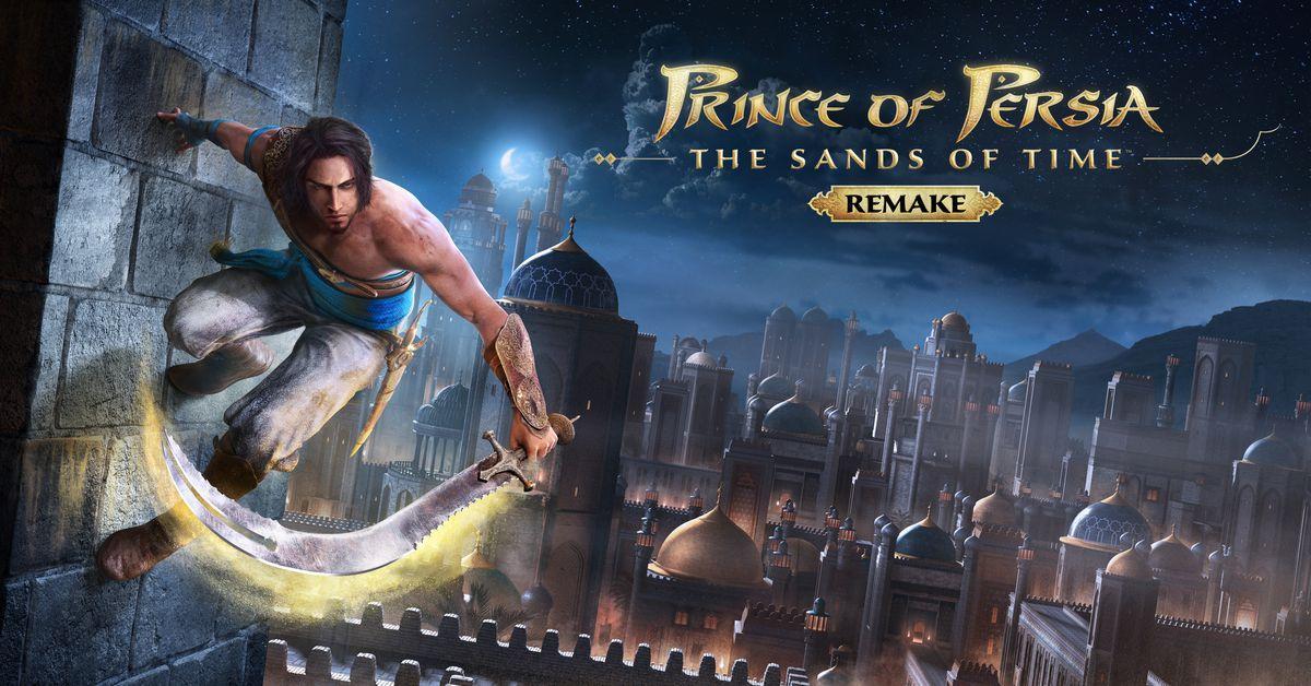 Prince of Persia iOS/APK Version Full Free Download