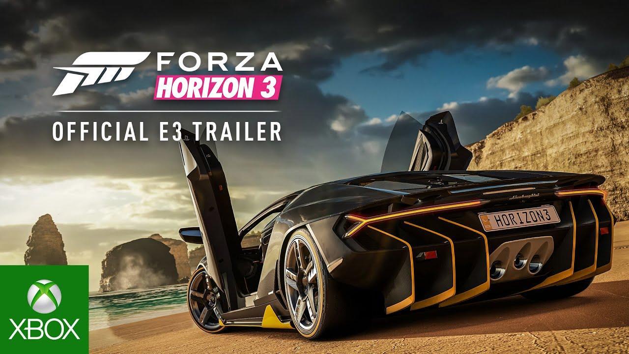Forza Horizon 3 PC Latest Version Free Download