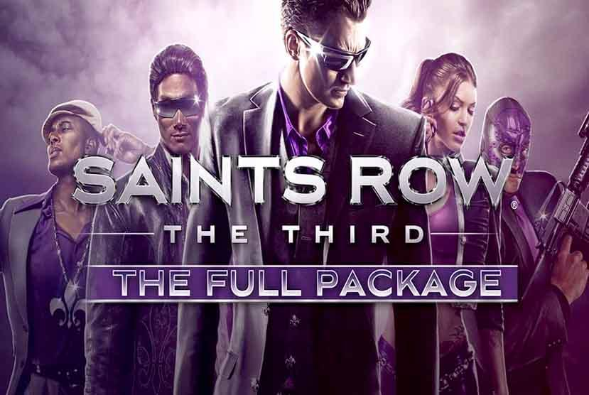 Saints Row: The Third PC Full Version Free Download