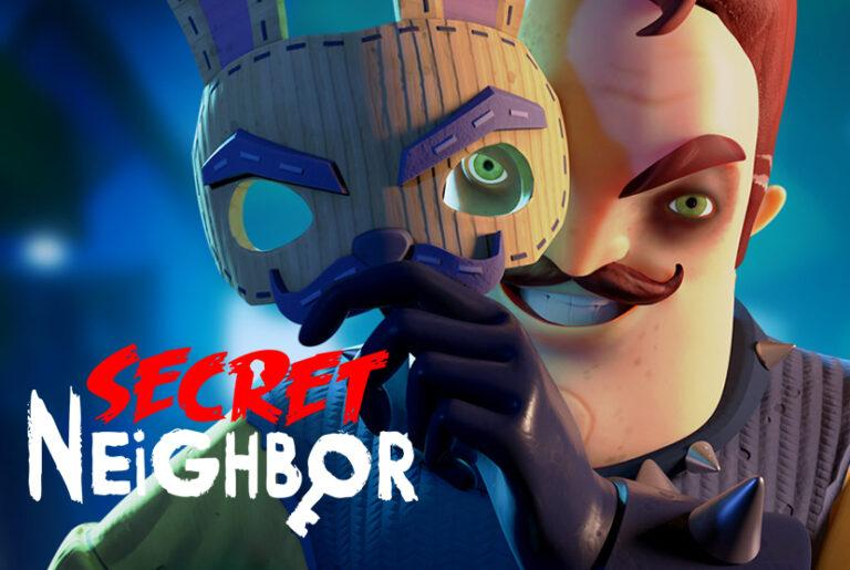 Secret Neighbor iOS Latest Version Free Download