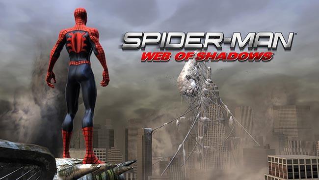 Spider-Man: Web of Shadows iOS/APK Full Version Free Download